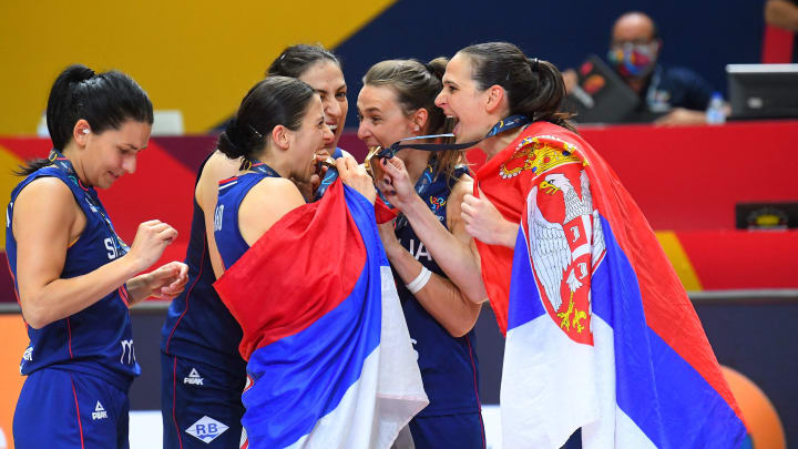 Serbia vs Canada odds, betting lines & spread for Olympic women's basketball game on Monday, July 26.