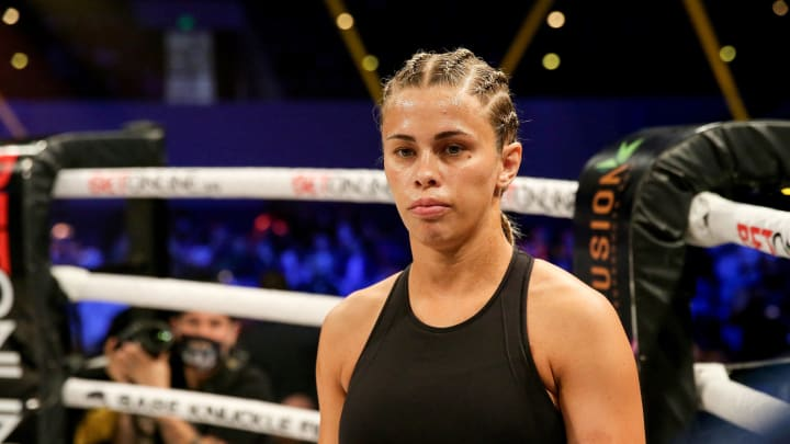 Paige VanZant at KnuckleMania