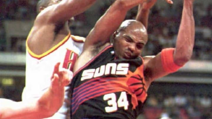 Phoenix Suns legend Charles Barkley