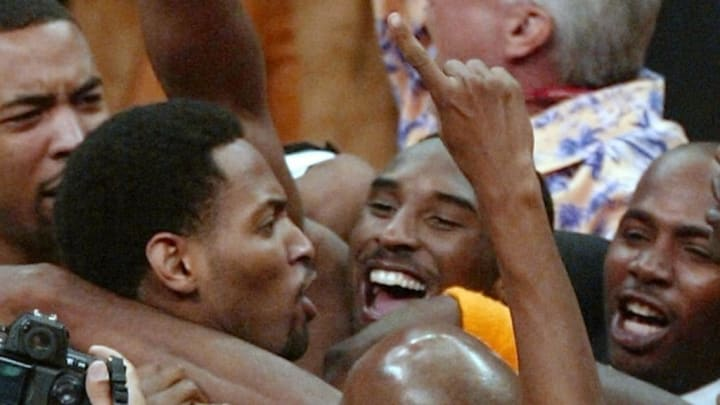BKN-WESTERN FINALS-KINGS-LAKERS-HORRY-CONGRATULATED