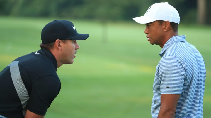 Big bet on tiger woods only sure bet