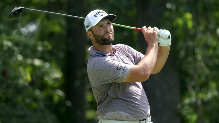 Jon Rahm is a popular pick among the experts at the TOUR Championship.