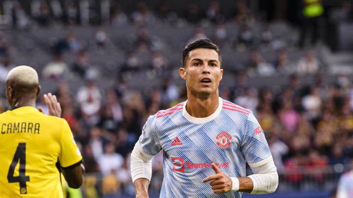 City tried and failed to sign Ronaldo in the summer