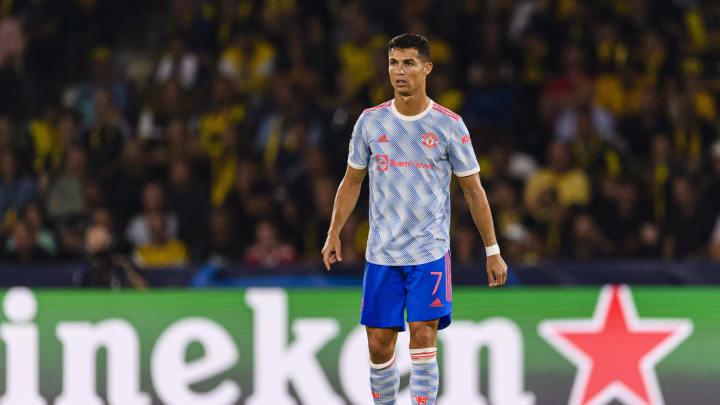 Ronaldo sees major drop in stats in FIFA 22