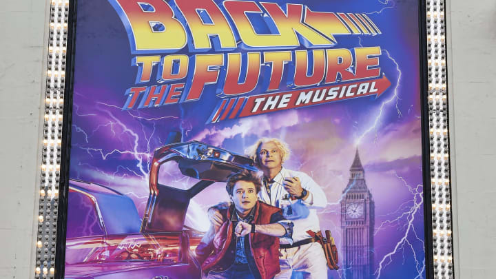 Back to the Future musical landing at the Adelphi Theatre in...