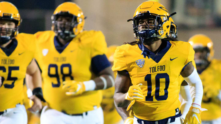 Toledo vs Ball State prediction and college football pick straight up for a Week 4 matchup between TOL vs BALL.