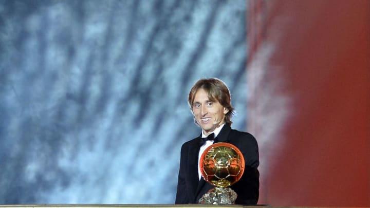 Luka Modric Real Madrid Copa do Mundo Messi CR7