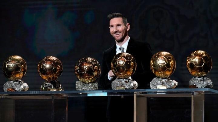 Messi wins... again