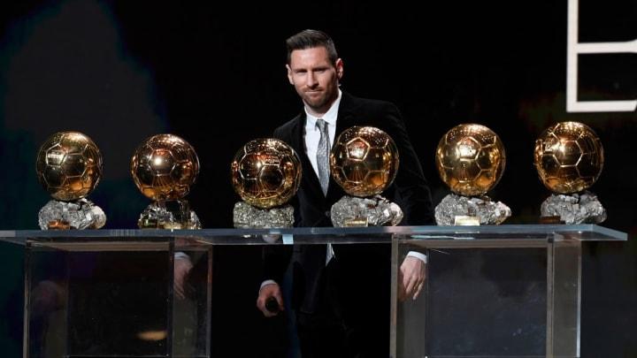 Messi n'aura pas encore de successeur cette année
