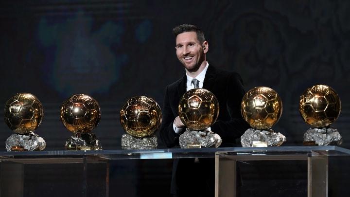 Lionel Messi en quête d'un septième Ballon d'Or ?