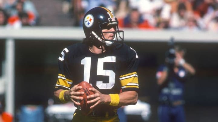 Quarterback Mike Kruczek impressed in his rookie season, going 6-0 while filling in for an injured Terry Bradshaw, but never impressed afterwards.