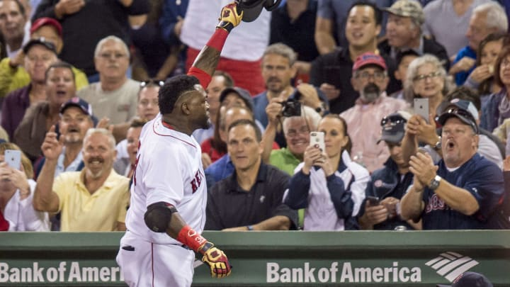 Boston Red Sox legend David Ortiz had many incredible moments that defined his career