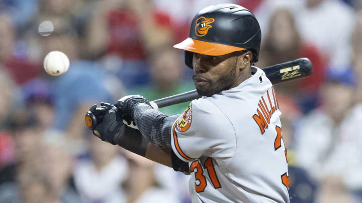 Baltimore Orioles outfielder Cedric Mullins has just made team history.