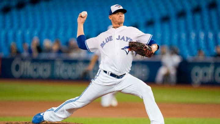 Clay Buchholz spent 2019 with the Toronto Blue Jays.