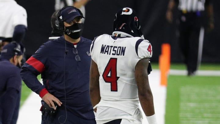 Bill O'Brien, Baltimore Ravens v Houston Texans