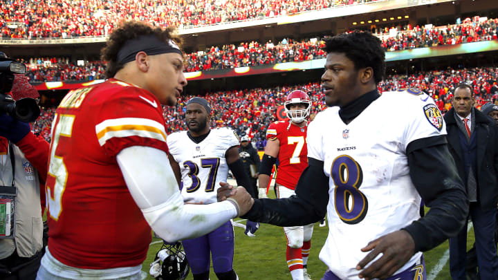 Ravens Chiefs Monday Night Football Matchup Will Spell Big Ratings For Espn