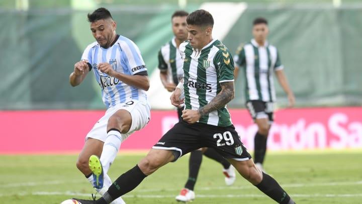 Banfield v Atletico Tucuman - Superliga 2018/19 - Martin Payero, el mejor del torneo.