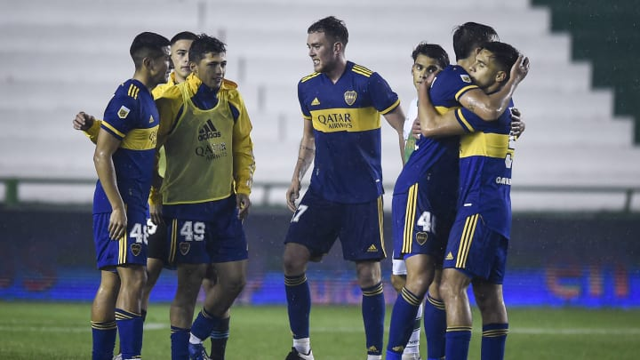 Banfield v Boca Juniors - Torneo Liga Profesional 2021