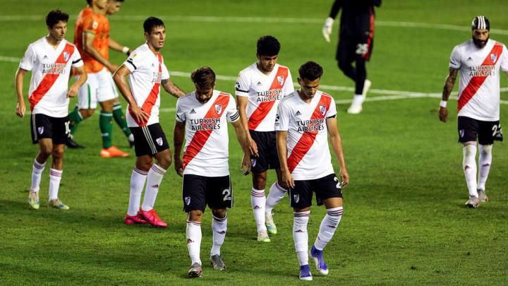 Banfield v River Plate - Copa Liga Profesional 2020