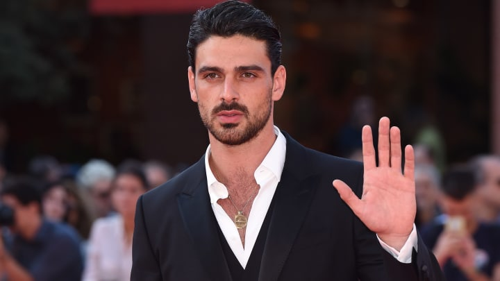 Massimo actor Michele Morrone from Netflix's '365 Days'