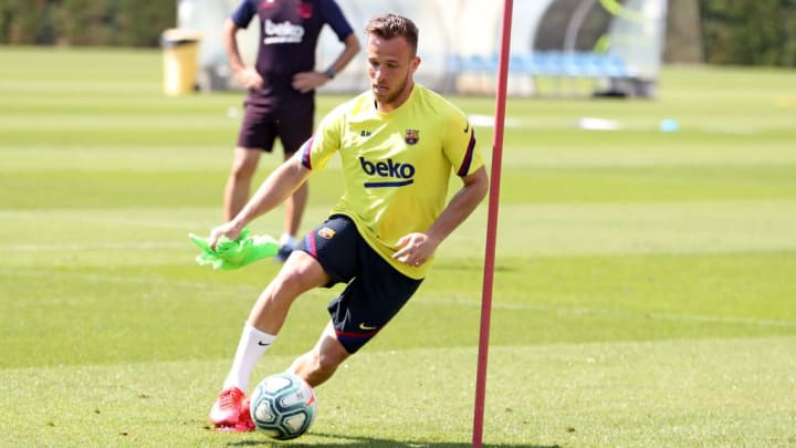 Arthur Melo's desire to stay at Barcelona has thwarted the potential swap deal with Juventus for Miralem Pjanic