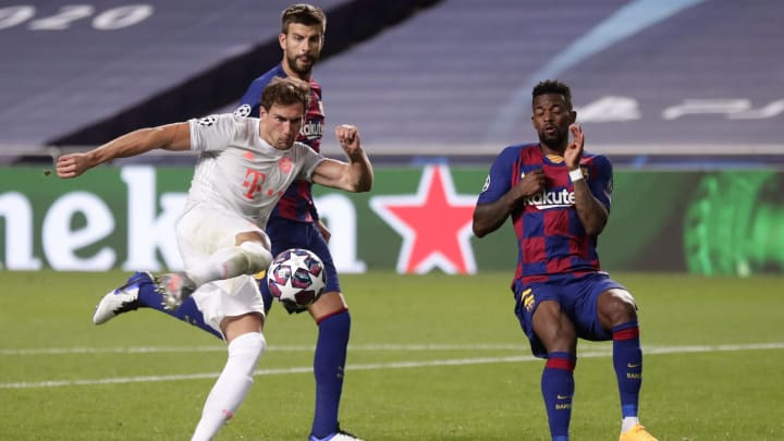 Der FC Bayern muss im Camp Nou antreten