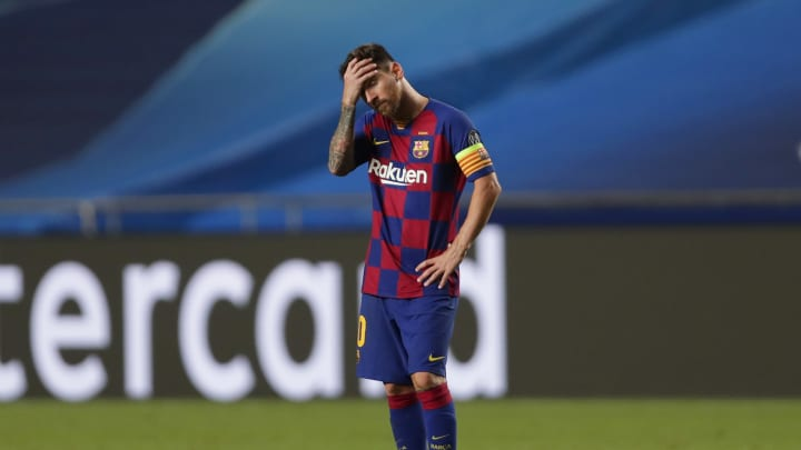 Opinion Lisbon Debacle Against Bayern Munich Laid Bare The Damage That Needs To Be Repaired At Fc Barcelona