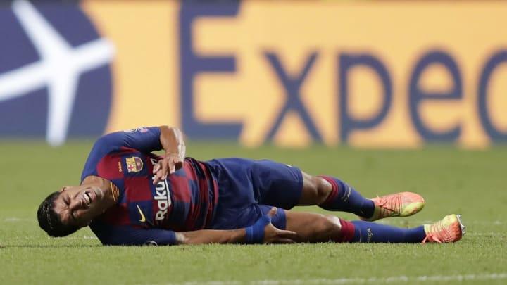 Will seinen Vertrag in Barcelona erfüllen: Luis Suárez