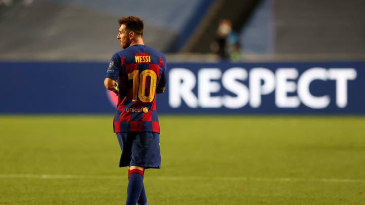Could Lionel Messi have played his last game for Barcelona?