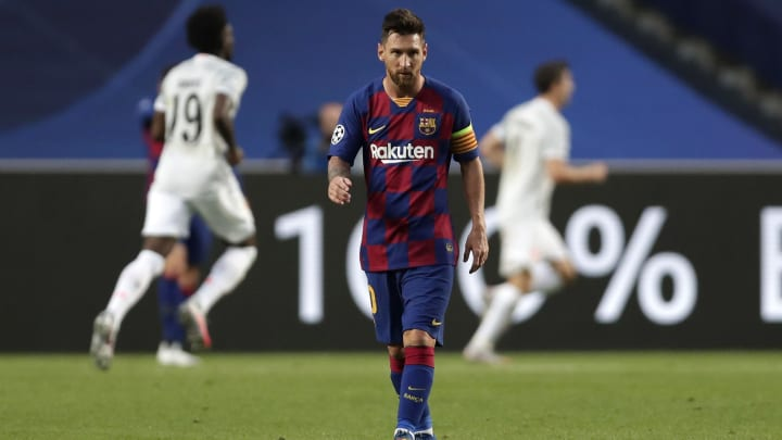 Poll Will Lionel Messi Leave Barcelona
