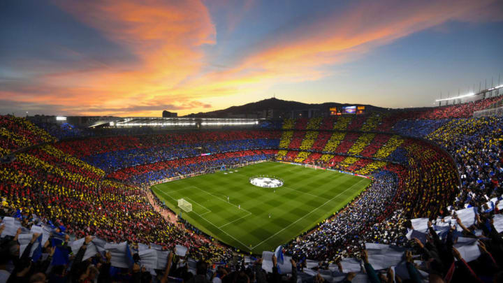 The Camp Nou is one of the most iconic stadiums on the planet