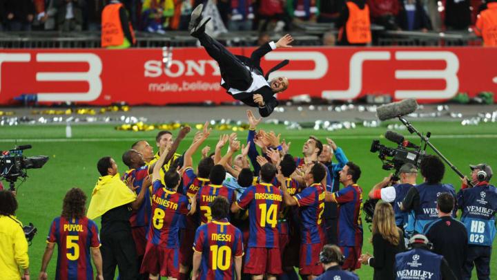 2011 Şampiyonlar Ligi şampiyonu Barcelona