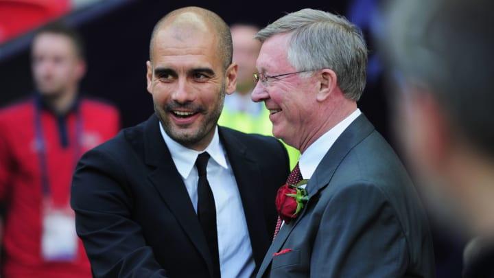 Josep Guardiola, Sir Alex Ferguson