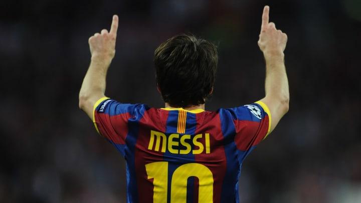 Craque argentino já brilhou no estádio | Barcelona v Manchester United - UEFA Champions League Final