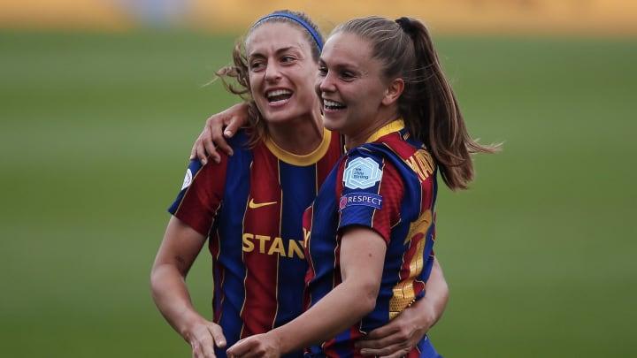 Barcelona está na grande final da Champions Feminina