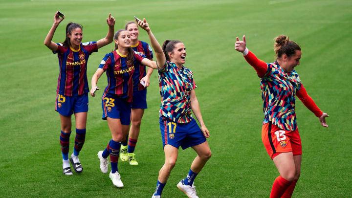 barcelona psg champions feminina