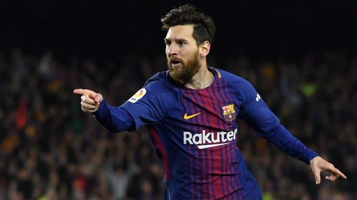 Lionel Messi tem marcas expressivas contra o Real Madrid, uma de suas vítimas preferidas.