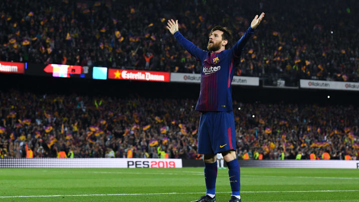 Lionel Messi is the all-time highest goalscorer in El Clasico history