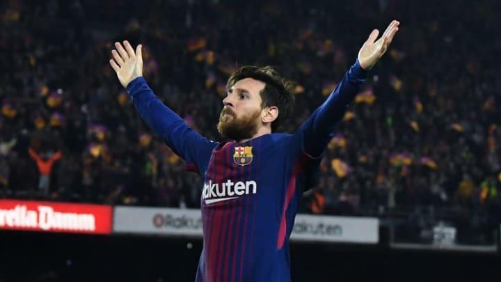 Lionel Messi Barcelona Real Madrid El Clásico Futebol