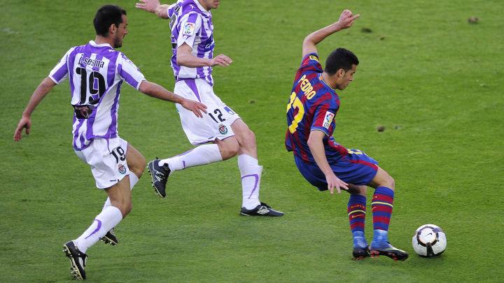 El último once del FC Barcelona en la primera etapa de Joan Laporta como presidente 9