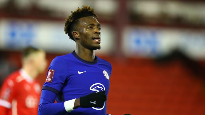 Tammy Abraham looks set to leave Chelsea this summer