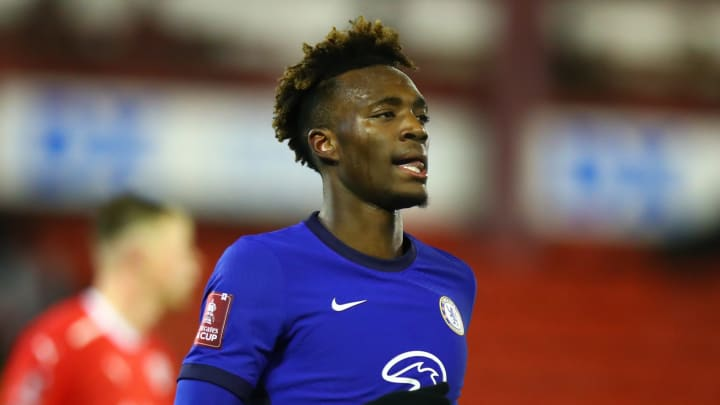 Chelsea have stalled their contract talks with Tammy Abraham