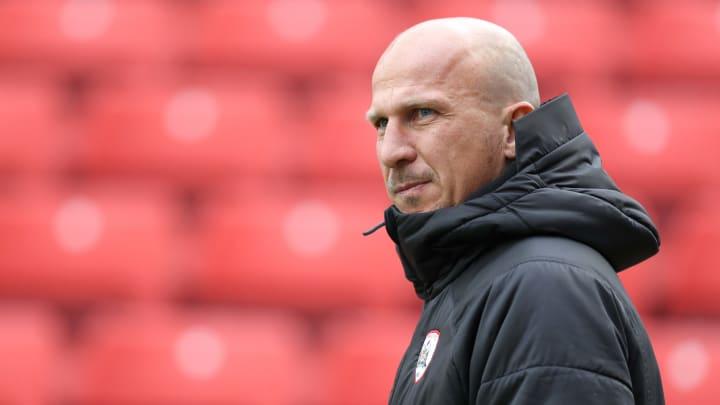 Gerhard Struber soll ein Trainer-Kandidat bei Werder sein