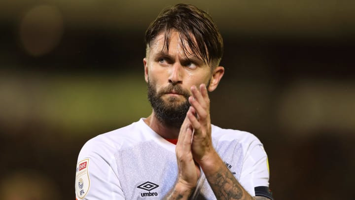 Henri Lansbury unleashed one hell of a kick on Ryan Manning