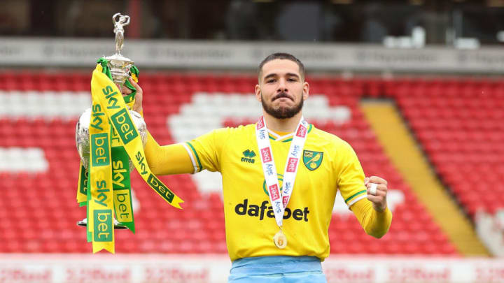 Emiliano Buendia has been at the forefront of Norwich's superb campaign