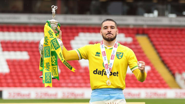 Emi Buendia has been a great servant to Norwich