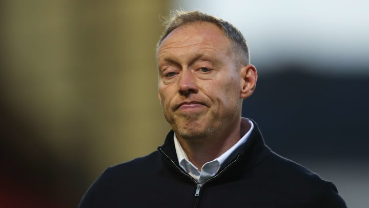 Steve Cooper is the preferred candidate of Crystal Palace's owners