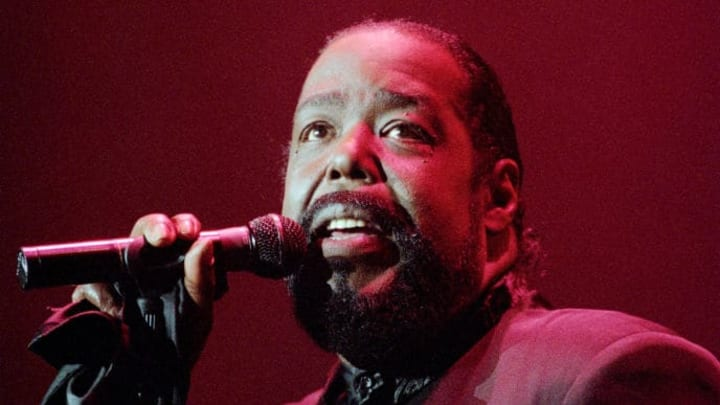 Barry White Live In London
