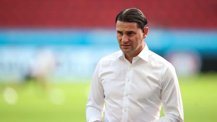 Gerardo Seoane ist mit der Werkself stark in die Saison gestartet