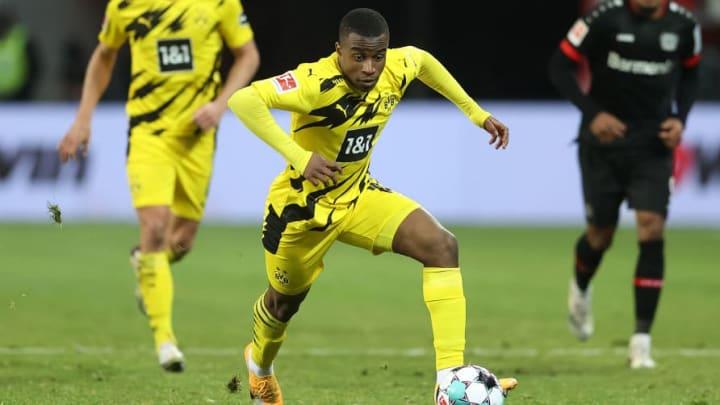Bereits zweimal traf der junge Moukoko in der Bundesliga